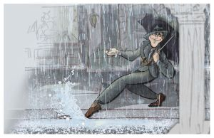 Singin in the Rain by becsketch