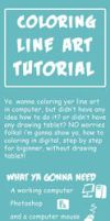 Photoshop Coloring Tutorial, for newbs by AMBONE105