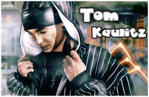 Tom Kaulitz by netta95