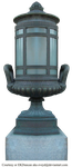 Key West Custom House Lantern by EveyD