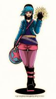 Ramona Flowers by Ricsnake
