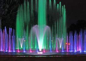 Fountain Magic 3 by AgiVega