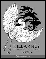 KillarneyPark Staff Shirt 2008 by Qiu-Ling