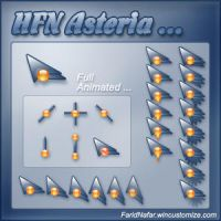 HFN Asteria by faridnafar