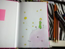 The Little Prince by MorticiaVamp