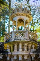 Sintra Tower stock III by little-spacey