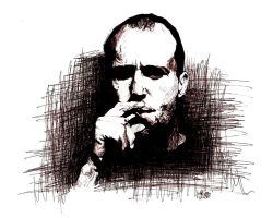 Jason Statham by Deathness72
