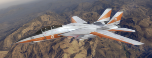 F-14D - Federal Erusian Air Force by Jetfreak-7
