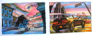 Color storyboard. by johnhoys