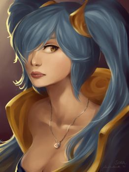 Sona by plasmoduck