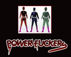 Power Fuckers by tomer666