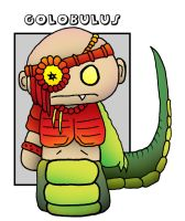 Lil' Plusher Golobulus by 5chmee