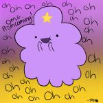 Lumpy Space Princess by DEERMASK