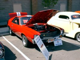 69 AMX GH Car Show 9 by zypherion