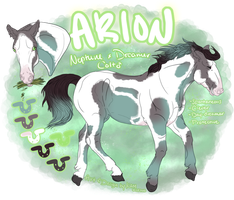 Arion Reference by KamKame