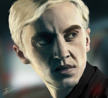Draco Malfoy by TheRiotForce