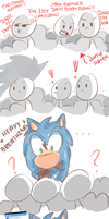 the theory of Sonic's Twitter by chibiirose