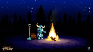 Shovel Knight 3D Re-creation by davislim