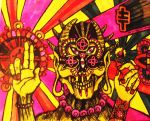 The Deity doth know in blindness by GraphicsFix