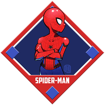 Marvel - Spiderman by Quas-quas
