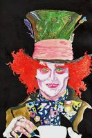 Mad Hatter by rori77
