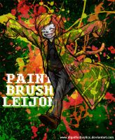 Paintbrush Leijon by Paradigm-Zero