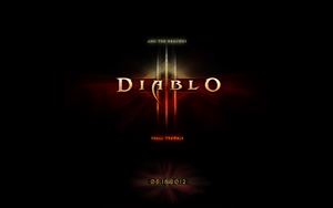 Diablo 3 Release Wallpaper by Neightron