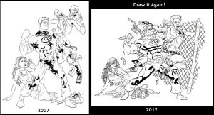 Draw it Again by therealARTURO