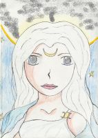 Goddess of the Moon by Pagan-Moon-Dreamer