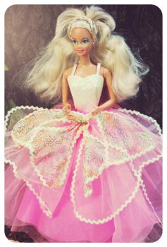 Barbie Costume Ball by MoodyCatsEyes