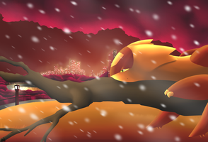 Winter's Coming.. by Latiar027