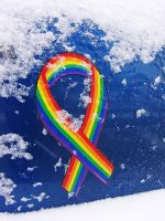 Frosty Rainbow by kproductions