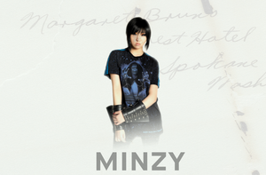 2NE1 MINZY WALLPAPER by Awesmatasticaly-Cool