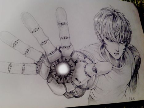 Genos OPM by Jeageractive