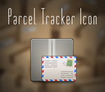 Parcel Tracker Icon by BogdanYaremak