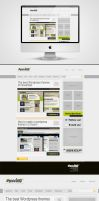 Needise Wordpress Theme by Katro16