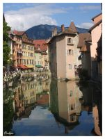 Annecy by oxalysa