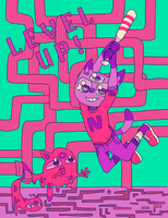 LEVEL 254 by ribless