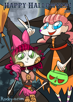 Happy Halloween 2010 by Rocky-O