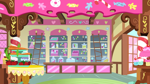 Sugarcube Corner - Background by BobtheLurker