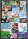 Patchwork of Life Collage by Dreamerzina