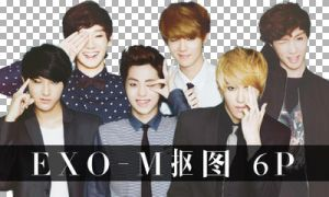 130215 exo-m render by dianahon90