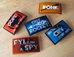 More TF2 buckles by bionic-dingo