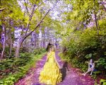 Lilly Belle Meets a Fairy on the Path to Fairyland by blanghinrichs