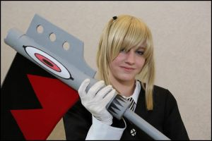 Soul Eater: Maka I by Betwixt779