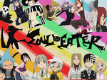 Soul Eater Background by 101JBBBB101
