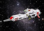SCV-470 Broadsword class assault carrier (cannon) by Grebo-Guru