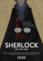 His Last Vow by abaikgirl