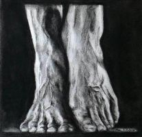 just feet by Davvanita