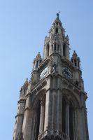 Rathaus Tower by Phuppet